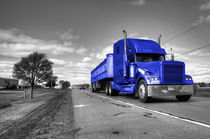 Big Blue Rig  by Rob Hawkins