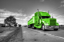 Big Green Rig von Rob Hawkins