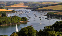 Kingsbridge Estuary by Louise Heusinkveld