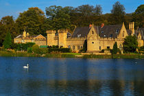 Newstead Abbey Gatehouse by Louise Heusinkveld