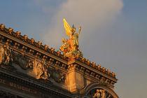 Paris Opera by Louise Heusinkveld