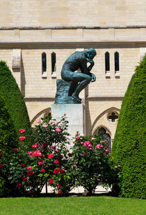 The Thinker by Louise Heusinkveld