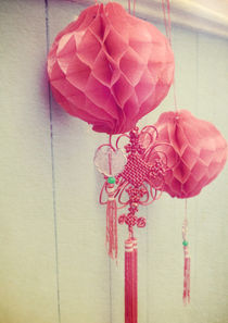 Chinese Lantern II by Sybille Sterk