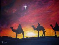 Der Stern von Betlehem von Rudolf Urabl