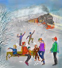 Winterkinder by Heidi Schmitt-Lermann
