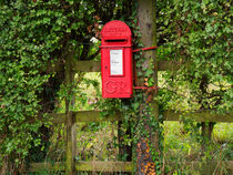 The Old Post Box by Louise Heusinkveld