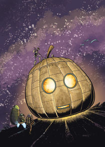 Great Pumpkin by Michael Vogt
