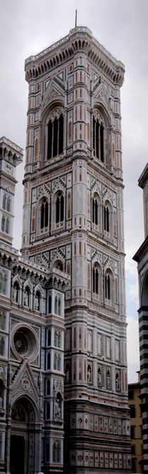 Campanile di Giotto by Holger Brust