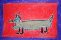 Hundi von Ina Hartges