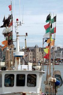 drapeaux de couleur vive von Ralf Rosendahl