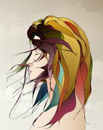 Autumn Wind by Simon Vinh