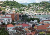 Grenada Town von Peter Robinson