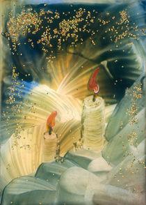 Weiße Vorweihnachtszeit  von Ulrike Kröll