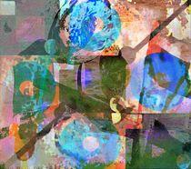 Digitale Abstraktion by Peter Norden