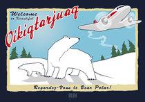 Qikiqtarjuaq by Allison Gardiner