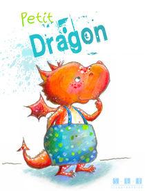 Little Dragon von sarah-emmanuelle-burg