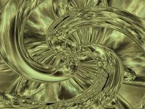 Spirale im Weltraum by Frank Siegling