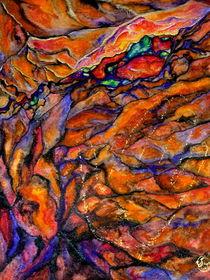 Du, der Fels und ich, der Mensch by Ulrike Brück