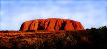 Ayersrockaustralien