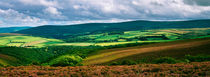 Summer View Over Exmoor National Park by Craig Joiner