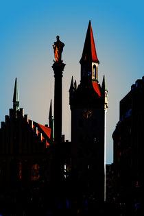 Fantastisches München by Angelika Wiedemeyer