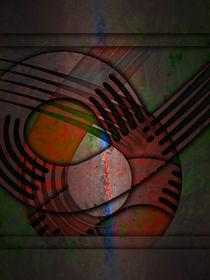 Orange Fork by florin