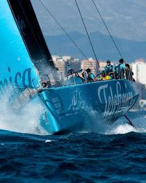 Volvo Ocean Race by Xaume Olleros