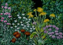 Wildflowers von Magdalena Schotten