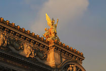 Opera Garnier, Paris, France by Louise Heusinkveld