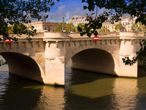Pont Neuf, Paris by Louise Heusinkveld