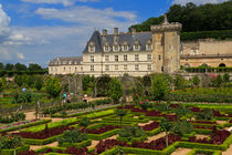 Chateau de Villandry, Loire Valley, France von Louise Heusinkveld