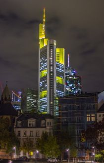 - Commerzbank Tower - by steda-fotografie