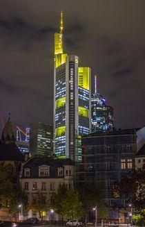 - Commerzbank Tower - von steda-fotografie