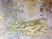 Amrum Leuchtturm by Roland H. Palm