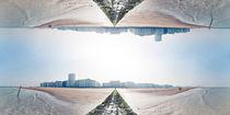 oostende.upsidedown by Arno Kohlem