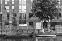 Amsterdam canal by Bogdan Grigorescu