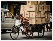 Chinese cargo by martinstudio