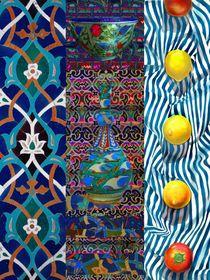 Lemon Blues von Seema  Sayyidah