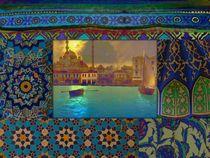 Turkish Moonlight by Seema  Sayyidah