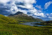 Scottish Highland Landscape by Jacqi Elmslie