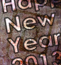 Happy New Year by florin