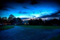 Der Park am Abend von strangekiku