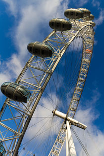 The London Eye von David Pyatt