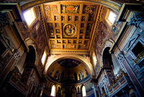 Basilica of St. John Lateran by Carolyn McGraw