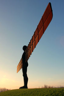 Angel of the North von Dan Davidson