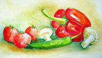 Paprika by acrylics