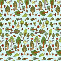 Tree Pattern by Tasha Goddard