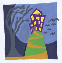 Haunted House by Tasha Goddard