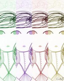 cuatro by Cindel Oh