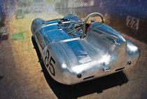 1957 Lotus Eleven Le Mans von Stuart Row